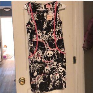 Lilly Pulitzer Pandamonium Dress